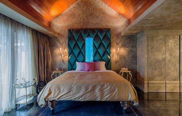 W tym luksusowym hotelu wypoczywał klan Kardashianów...