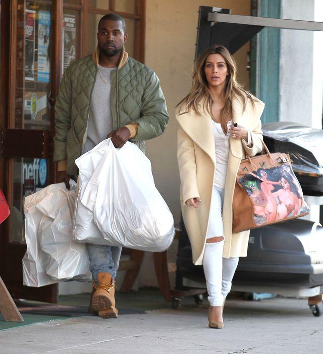 Kanye West molestuje Annę Wintour