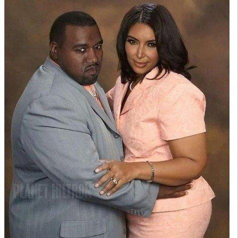 Kim Kardashian przechodzi na dietę (FOTO)