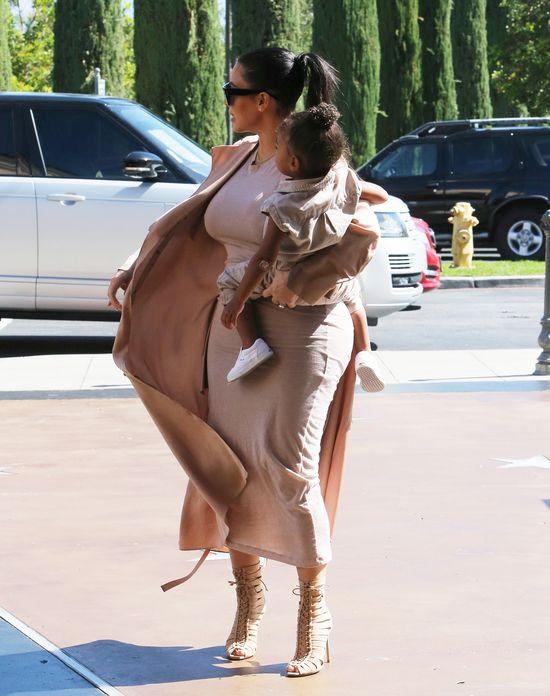 Kim i Kanye zrobili sobie wolne (FOTO)