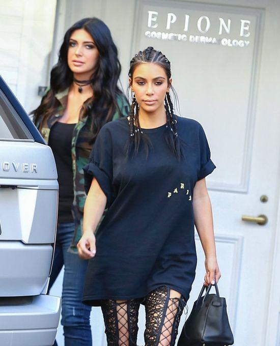 Teraz to Kanye West grozi Kim Kardashian rozwodem!
