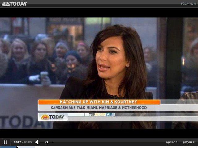 Kim Kardashian: To cud, że jestem w ciąży!
