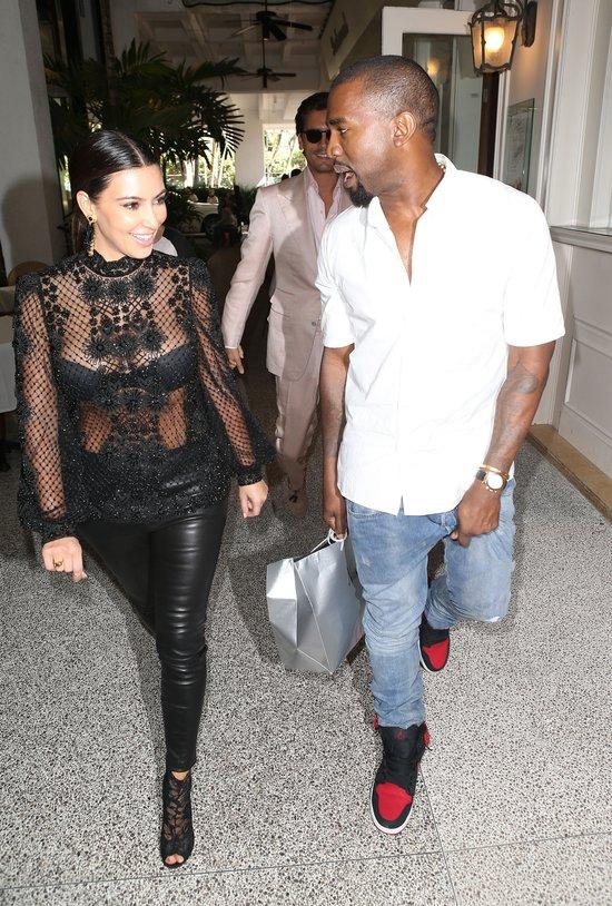 Kim Kardashian chce by� jak ambasadorka UNICEF, Angelina Jol
