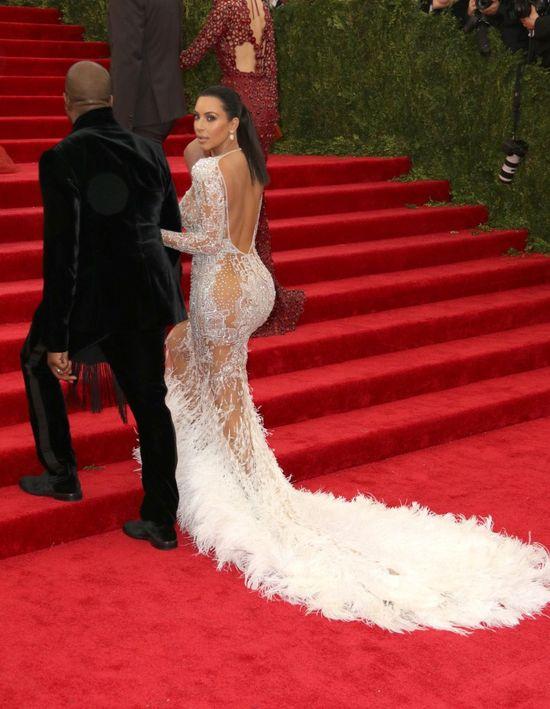 Anna Wintour pokazała Kim Kardashian, gdzie jest jej miejsce