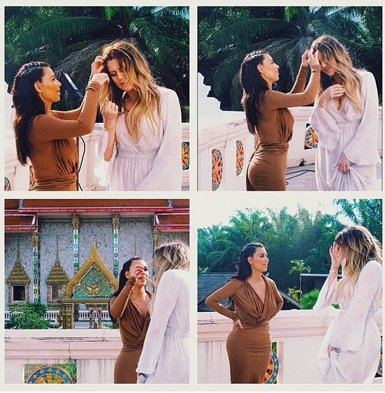 Kim Kardashian skompromitowała się przed całym światem!