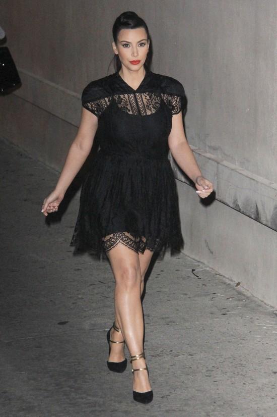 Projektanci nie chcą ubierać Kim Kardashian