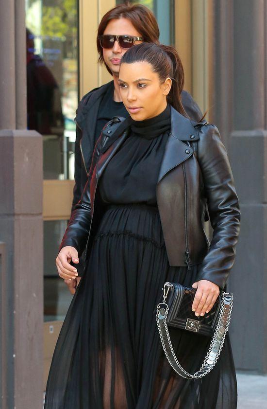 Kiedy Kim Kardashian zmieni kolor włosów?