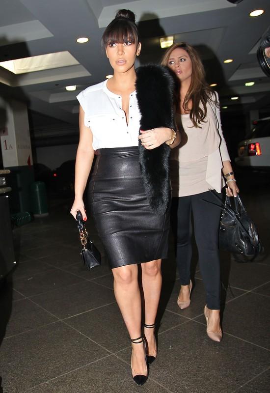 Kim Kardashian nie wygląda już jak wielka orka (FOTO)