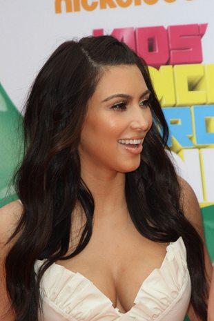 Kim Kardashian to skąpiradło