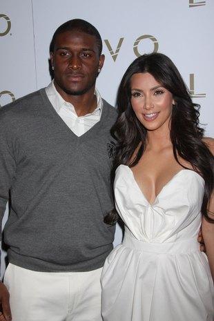 Kim Kardashian i Reggie Bush przyłapani na randce