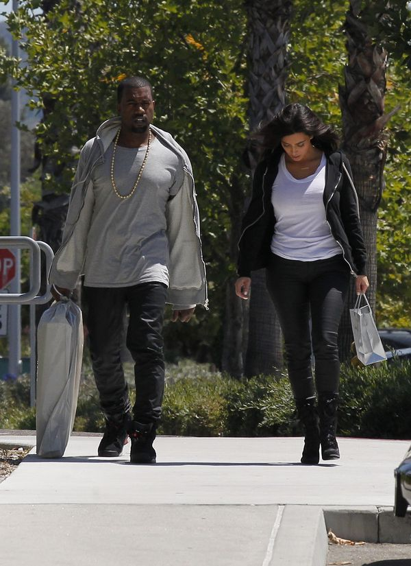 Kris i Kanye udają, że są w sobie zakochani