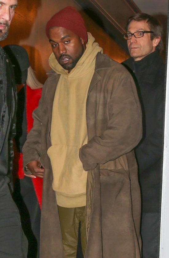 Kanye West nazwa� Kim Kardashian... dzi**�