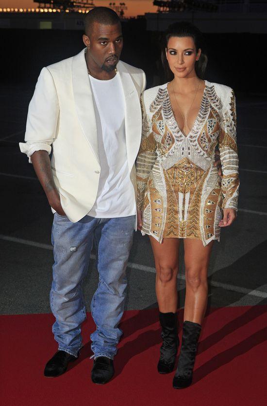 Kim i Kanye jeszcze nigdy nie byli tak blisko rozwodu!