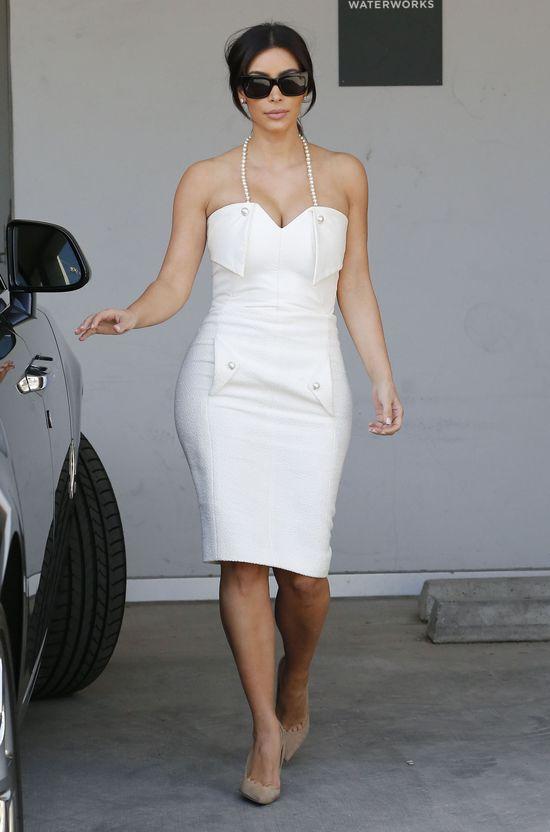 Kim Kardashian popełniła spory nietakt? (FOTO)