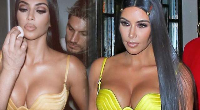 Kim Kardashian używa taniego produktu z drogerii