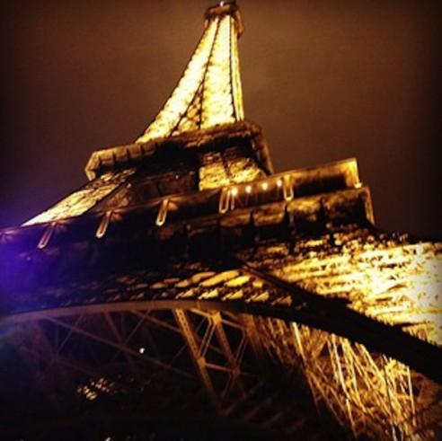 Kanye West nie chciał odwiedzić Kim Kardashian w Paryżu
