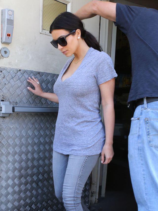 Kim Kardashian zazdrości figury Jessice Simpson