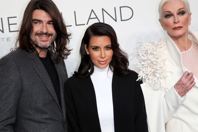 Kim Kardashian na Tygodniu Mody w Paryżu (FOTO)