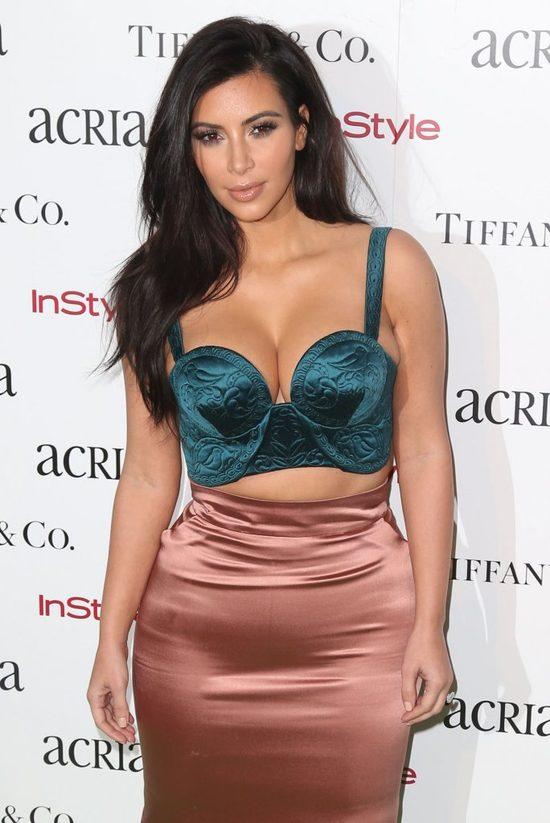 Kanye West wcale NIE UBIERA Kim Kardashian