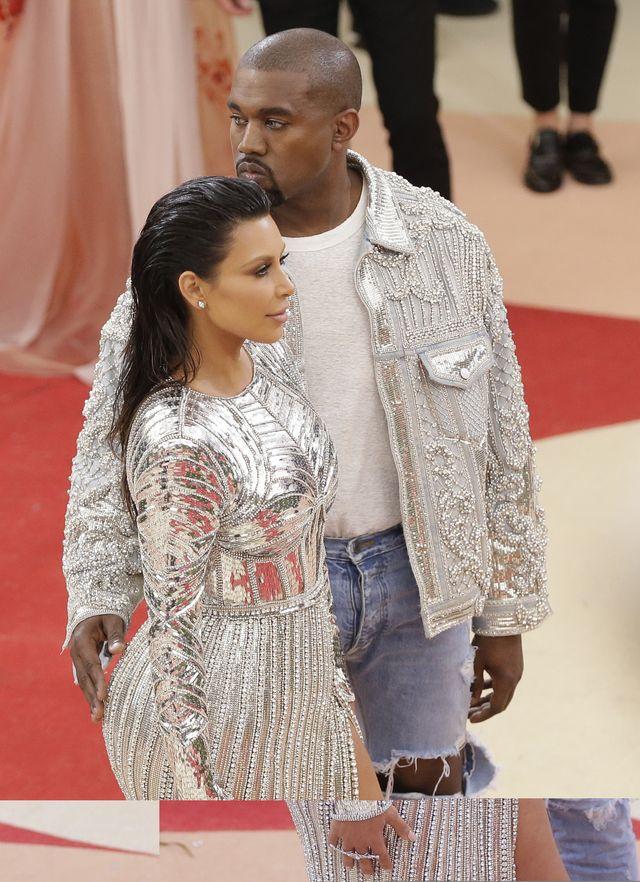 Kim i Kanye chcą mieć 4. dziecko od surogatki