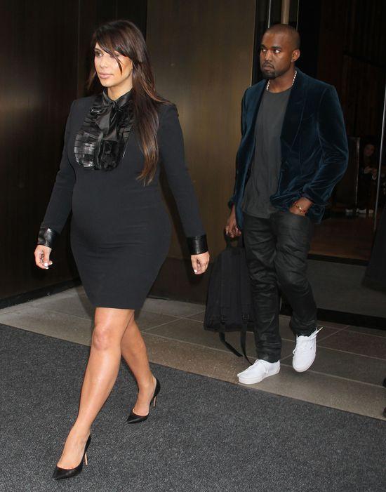 Kanye West nie chce ślubu z Kim Kardashian