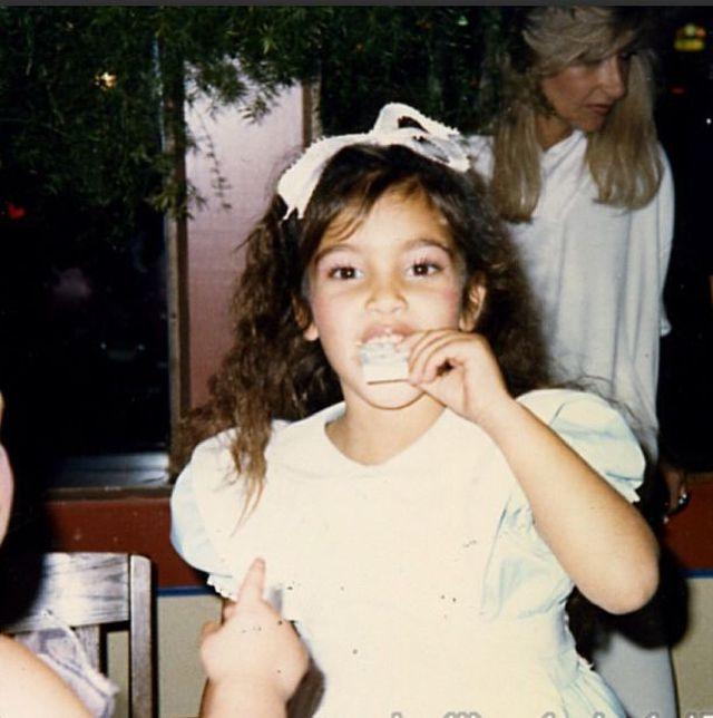 Jak wygl�da dziecko Kim Kardashian? (FOTO)