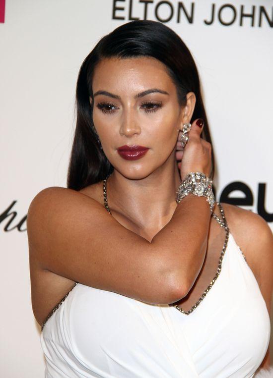 Kim Kardashian boi się, że zostanie zapomniana