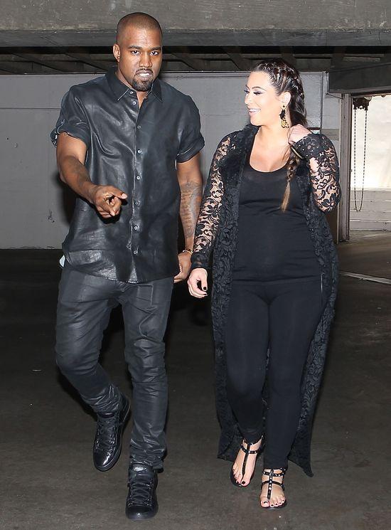 Modowe zachcianki Kim Kardashian