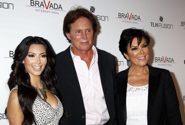 Kris i Bruce Jenner oficjalnie w seraracji (FOTO)