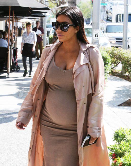 Kim Kardashian: Czuję się jak cholerny WIELORYB!
