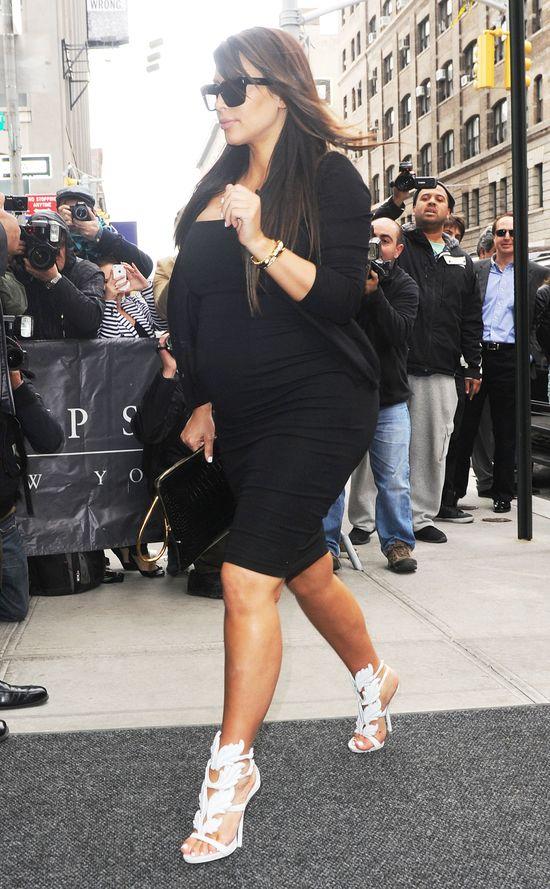 Wiktoria Grycan ma takie same buty jak Kim Kardashian
