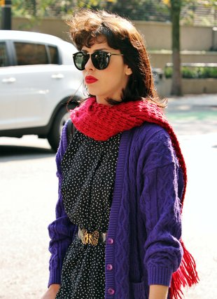 Kimbra – nowa fashionistka (FOTO)