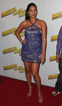 Kimora Lee Simmons nie jest w ciąży