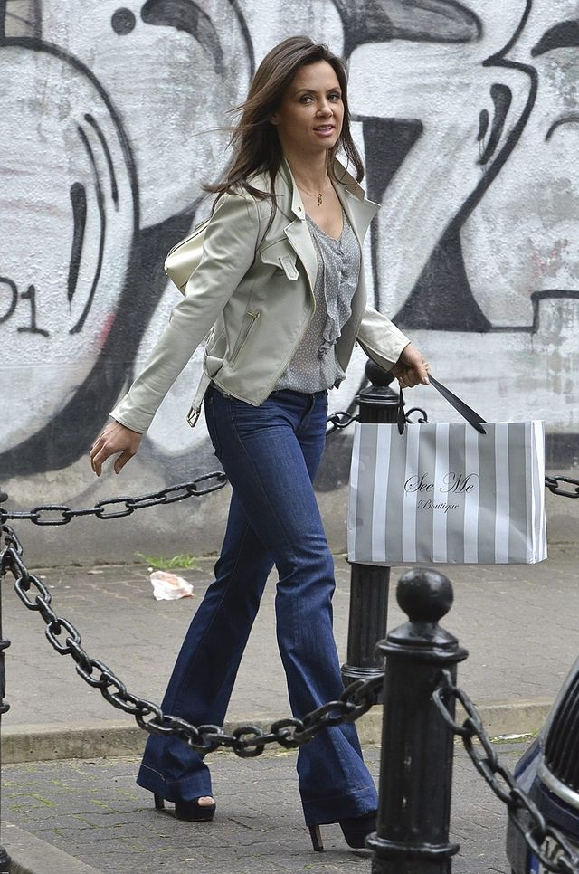 Kinga Rusin jak Victoria Beckham (FOTO)