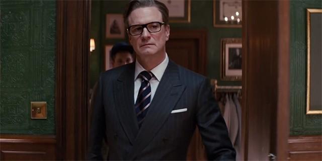 Taron Egerton musia� t�umaczy� Colinowi Firthowi…