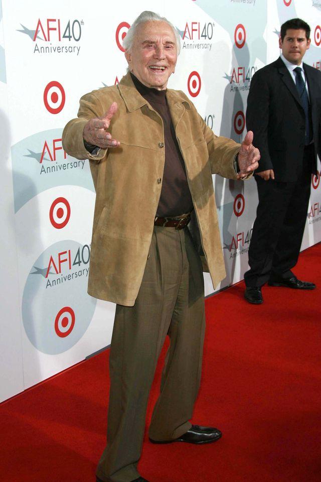 Kirk Douglas nie żyje