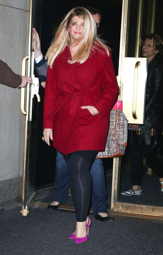 Kirste Alley: Muszę zrzucić 14 kilogramów!