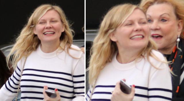 Kirsten Dunst w ciąży – widać brzuszek? (ZDJĘCIA)