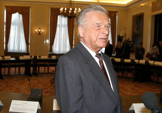 Czesław Kiszczak nie żyje