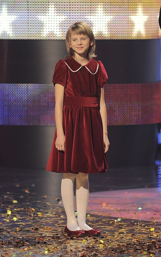 Pamiętacie Kaludię Kulawik z pierwszej edycji Mam Talent?