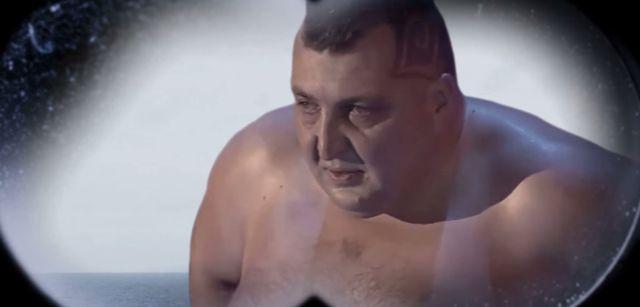 Cezik śmieje się z Piotra Kraśko