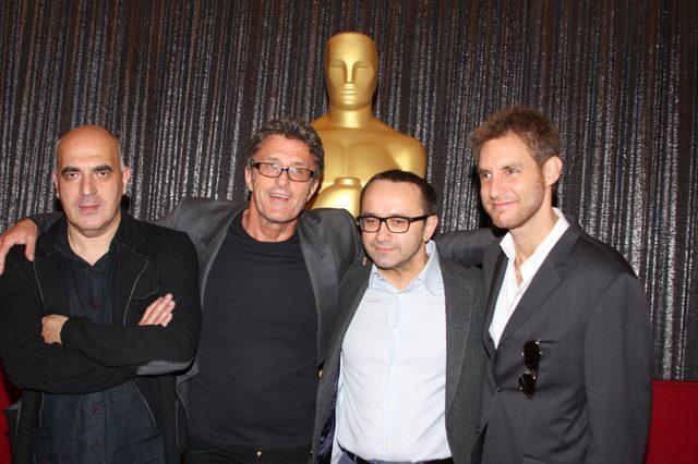 Reżyser Idy już w Los Angeles. Odebrał statuetkę (FOTO)