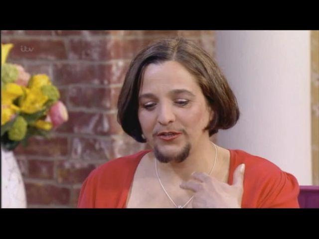 Mariam - kobieta z brodą, która czuje się sexy [VIDEO]