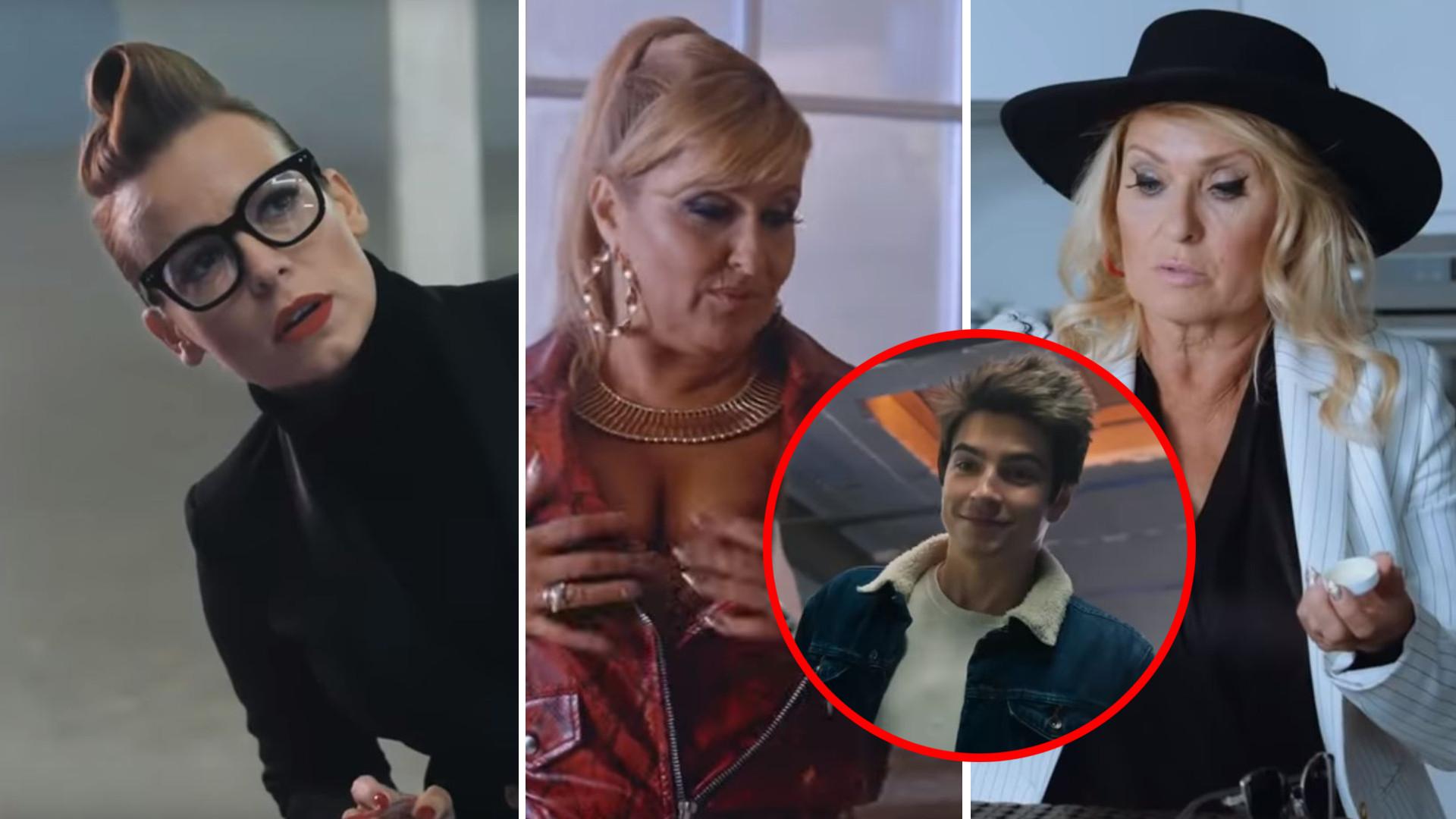 Mucha: seksowna pani inspektor, Skrzynecka i Rozbicki w zwiastunie Kogel Mogel 3