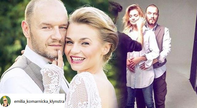 Emilia Komarnicka i Redbad Klynstra będą mieli dziecko!