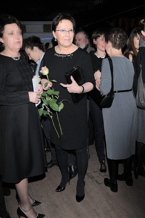 Fakt oburzony trampek premier Ewy Kopacz