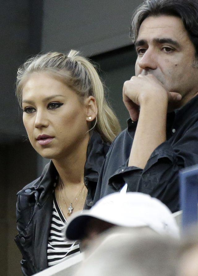Anna Kournikova już w sierpniu dała sygnał, że jest w ciąży? (Instagram)