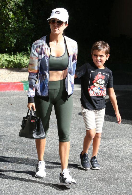 Khloe Kardashian zdradza sekret niesamowite sylwertki Kourtney