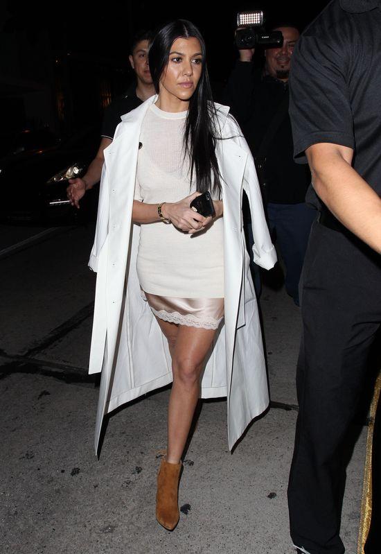 Kourtney Kardashian i Lily Aldridge na wsp�lnym wieczorze?
