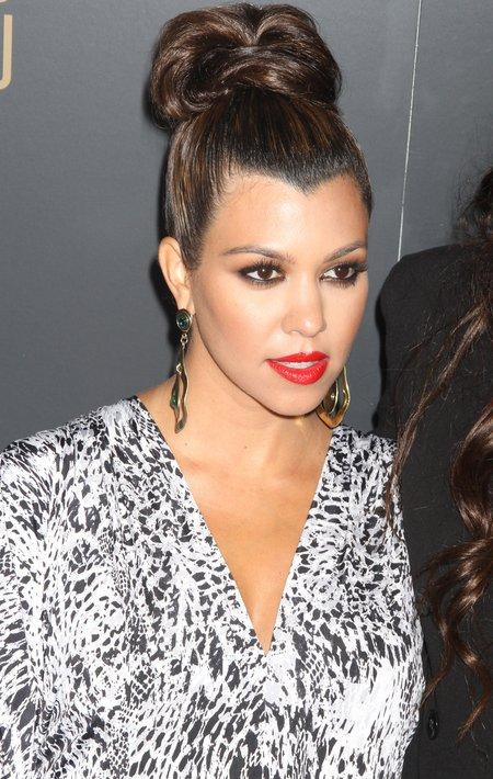 Kourtney Kardashian jest pamiętliwa